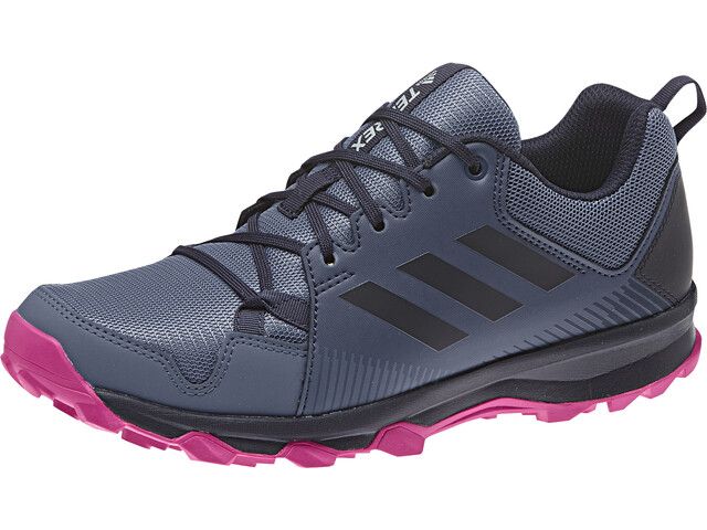 adidas TERREX TraceRocker scarpe da corsa Donna, tech ink/trace blue/real magenta